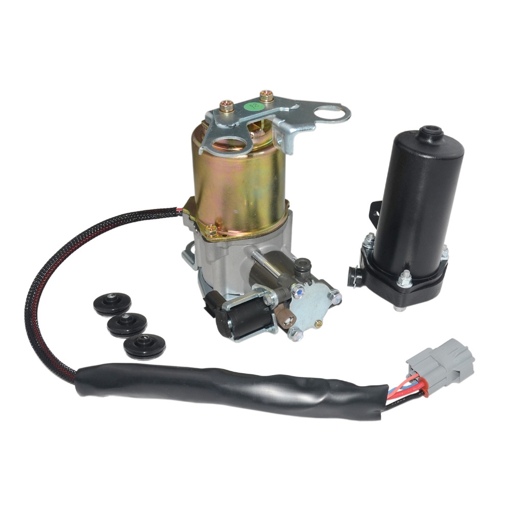 AP01 Air Suspension Compressor Pump For <font><b>Toyota</b></font> <font><b>Land</b></font> <font><b>Cruiser</b></font> J15 J12 Prado <font><b>J9</b></font> 4891060020 48910-60020 4891060021 4891060040 image