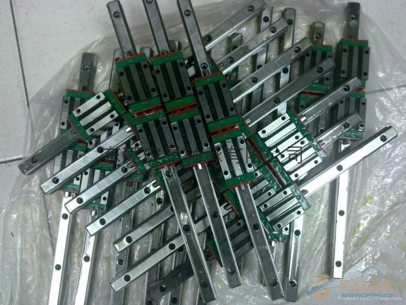100% genuine HIWIN linear guide HGR55-100MM block for Taiwan 100