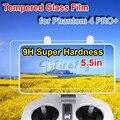 Sunnylife 5.5in Filme HD Filme Protetor de Tela de Vidro Temperado para DJI Fantasma 4 PRO + Controlador Remoto Displayer