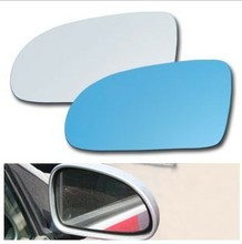 forHD Tsinghua Huashi Fengyun 2 rearview mirror view without blind white mirror anti dazzle mirror chrome blue mirror