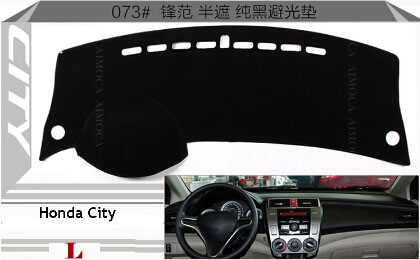 Amazing Car Dashboard Avoid Light Pad Instrument Platform Desk Cover Mats Carpets Auto  Accessories For Honda City