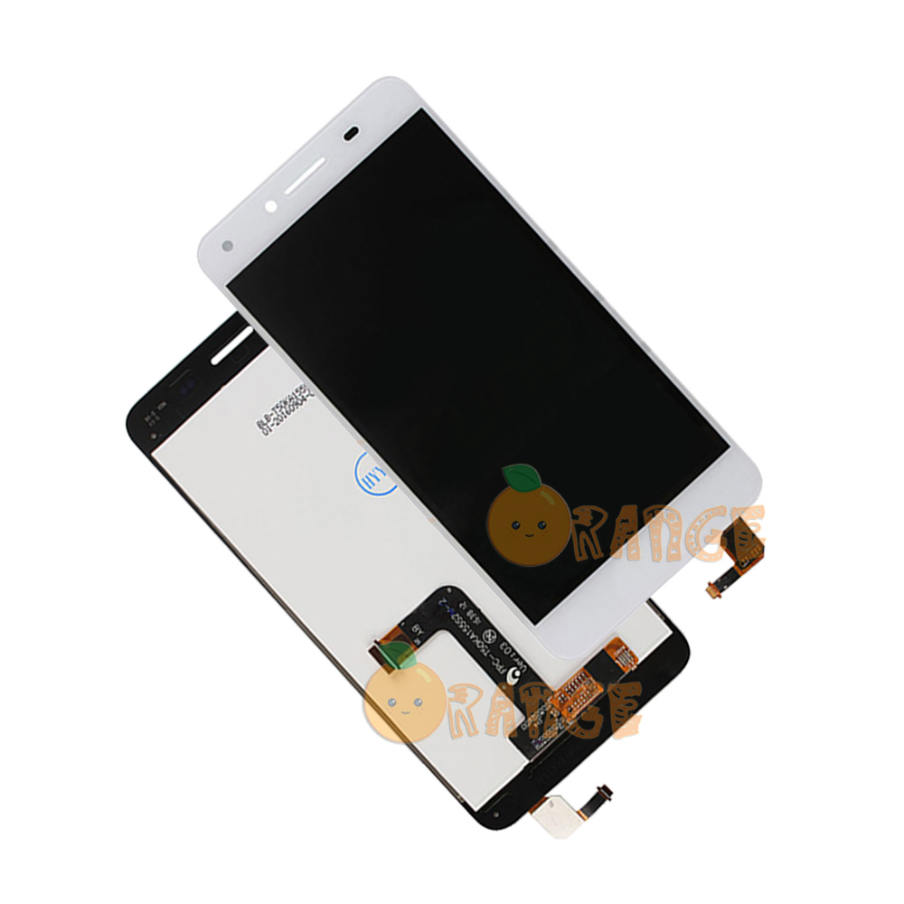Mobile Phone Lcds White New Full Lcd Display Monitor Touch Screen Digitizer Assembly Replacement For Huawei Y5 Ii Y5 2 Lte Cun-l03 Cun-l23 Cun-l33 Year-End Bargain Sale