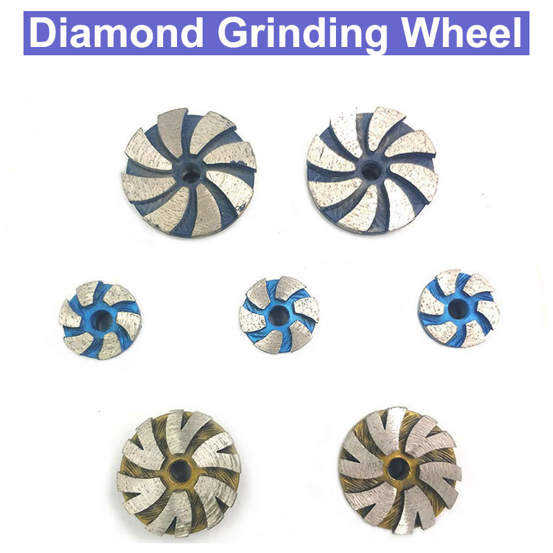 35mm 50mm 56mm Diamond Grinding Disc Abrasives Concrete Tools Grinder Wheel Metalworking Cutting Grinding Wheels Cup Saw Blade