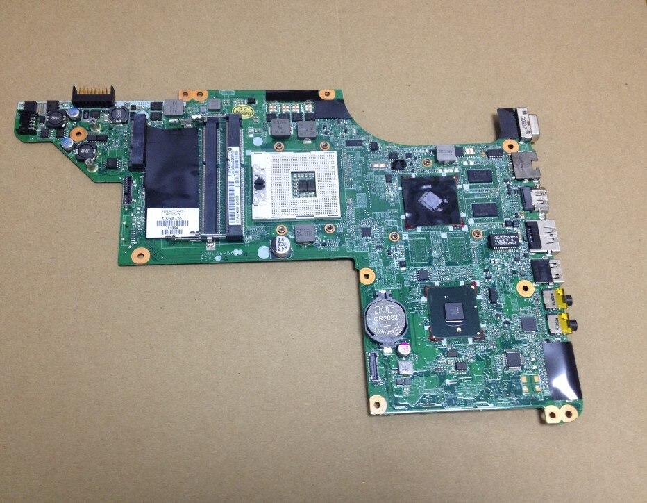 все цены на  Free shipping 615280-001 board for HP pavilion DV6 DV6T laptop motherboard with for Intel chipset 5470/512  онлайн