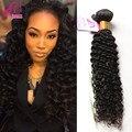 7A Virgin Hair Peruvian Deep Wave 4 Bundles Virgin Hair Rosa Peruvian Deep Wave Hair Unprocessed Virgin Peruvian Deep Wave Hair