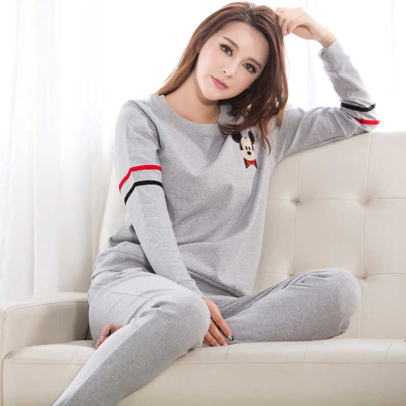 0aaae8275159 Detail Feedback Questions about Plus Size XXXL 2019 Women Pajamas ...