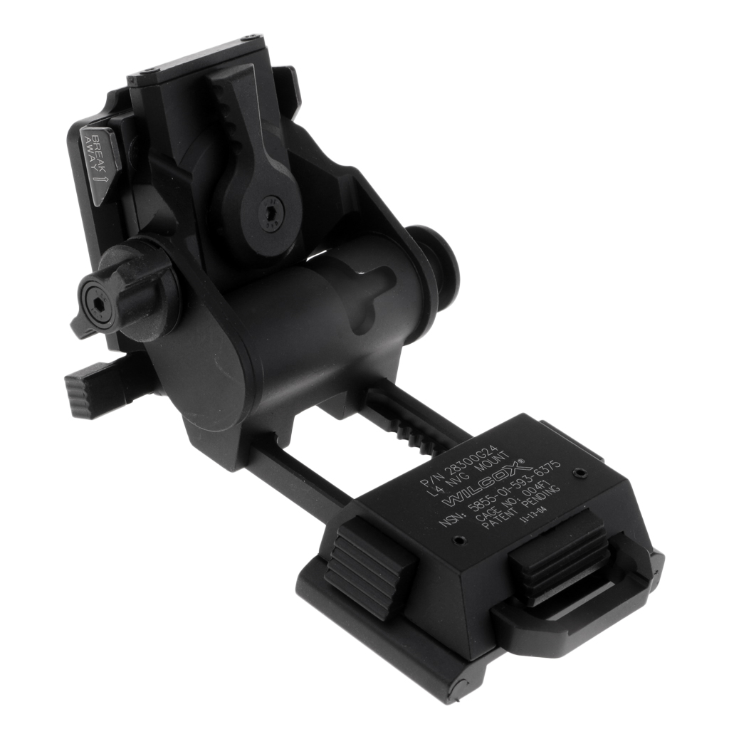 FMA L4G24 Night Vision Googgles NVG Metal MICH FAST Helmet Mount Holder for PVS15 / PVS18 / GPNVG18 nvg mount