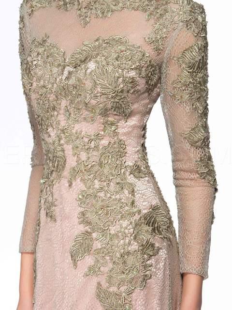 Online Shop Sheath Floor Length Gold Mother of the Bride Dresses Pant Suits  Plus Size Groom Long Sleeve Brides Mother Dresses for Weddings  4c18404151f4