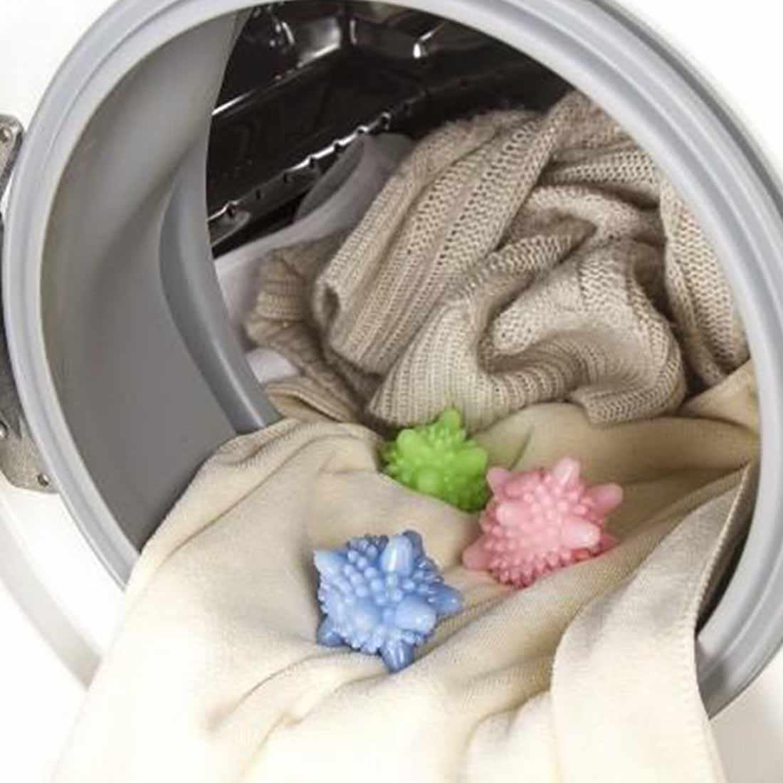 Экологичная многоразовая сушилка мяч заменить стиральная машина ткань смягчитель морщин высвобождения сушилка мяч в стиральных мячей