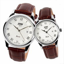 Man and woman classic watches