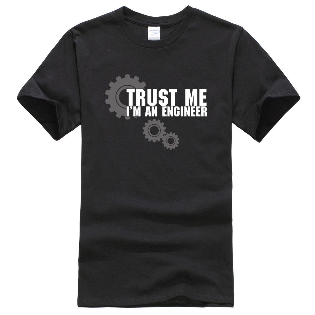2019 men's T-shirts summer Trust Me I'm An Engineer printed T-shirt men's sportwear hot sale harajuku crossfit tops t shirt