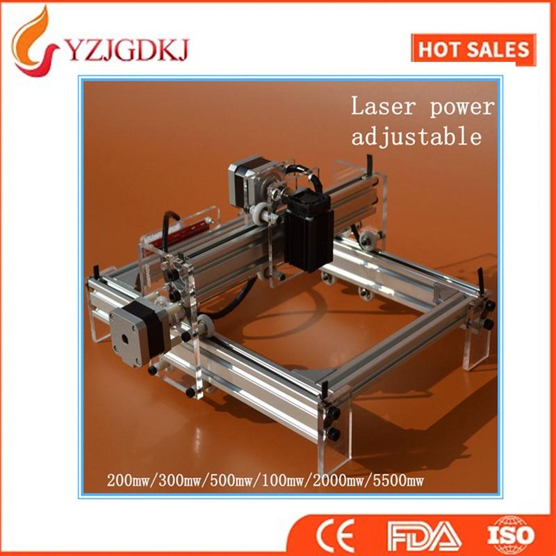 2018 New Laser Power Diy Laser Engraving Machine Mini