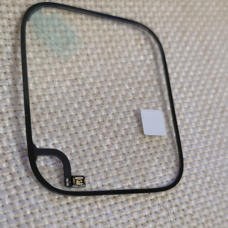 38mm 42mm 40mm 44mm  Touch Screen Force Sensor Flex Cable Repair For Apple Watch S2 S3 Seires 1 2 3 4