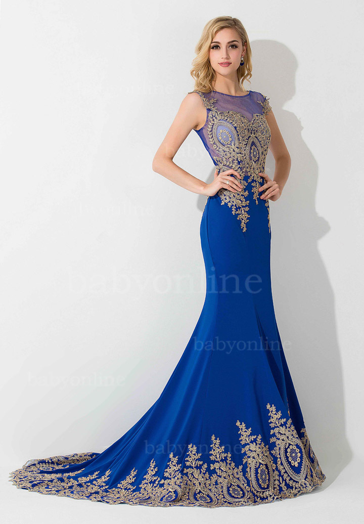 Blue and Black Prom Dresses Cheap – fashion dresses
