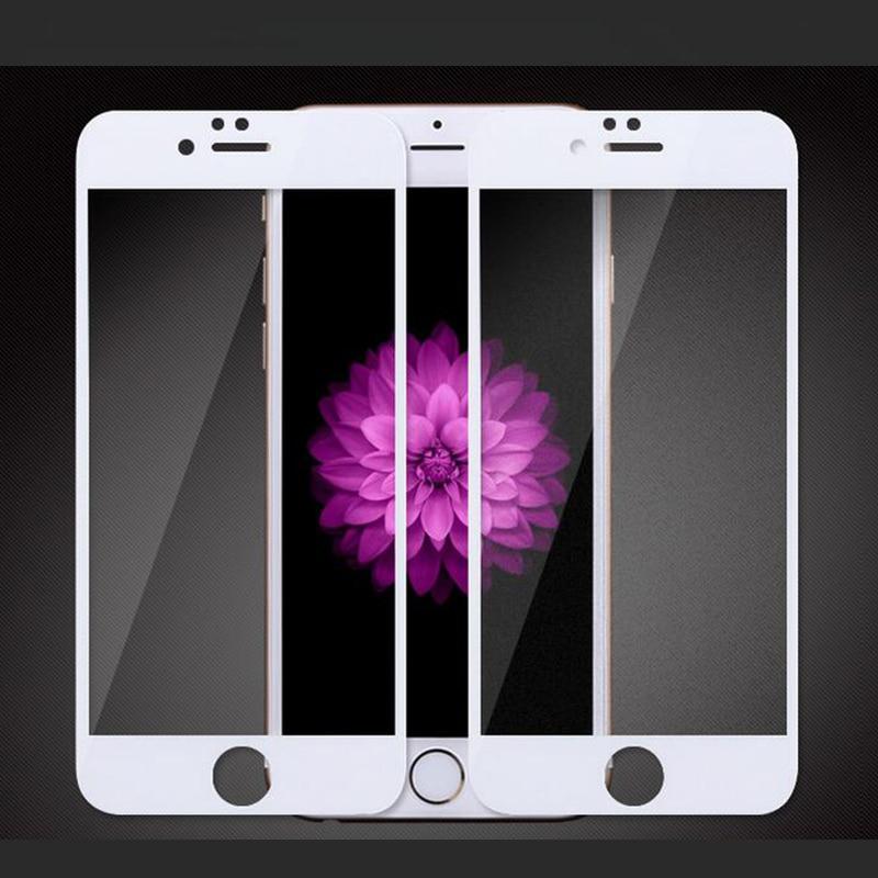 2 STK Helskärmskydd för iPhone 6 6s 6 plus härdat glas 9H 0.26mm - Reservdelar och tillbehör för mobiltelefoner - Foto 3
