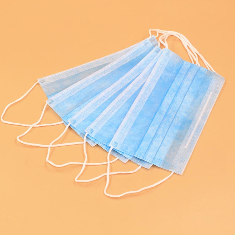 KopiLova 120 قطعه الأزرق الجراحیه قناع للوجه یستخدم مره واحده ...