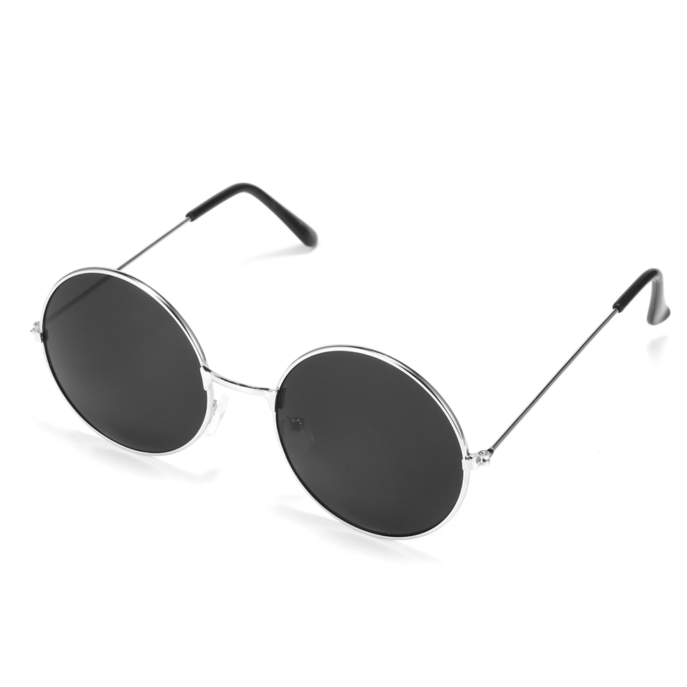 Fashion Round Retro Round Sunglasses Women Sun Glasses Lens Alloy Sunglasses Female Eyewear Glasses Driver Goggles