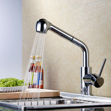 Superfaucet Хром Смеситель Для Кухни, Смесители Для Кухни, Смесители Для Кухни, Смесители Для Раковины HG-10051