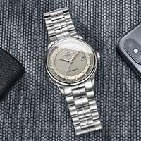 mens automatic mechanical watches MIYOTA relogio automatico reloj hombre automatico Sapphire Crystal mekanik erkek kol saati