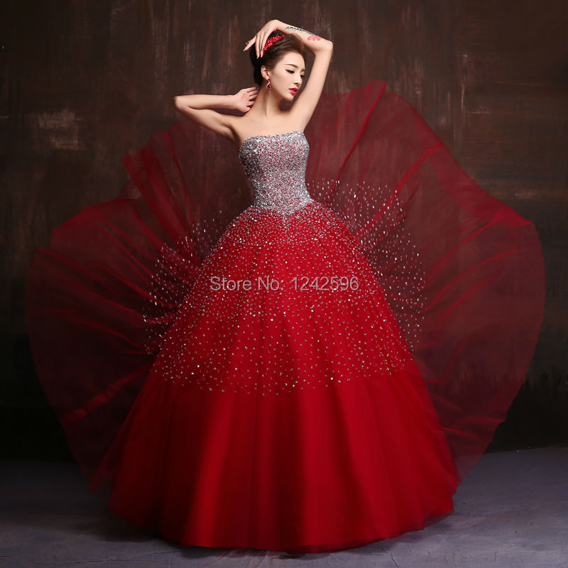 High-Quality-Beading-Sequins-Tulle-Ball-Gown-Quinceanera-Dresses-2017-Floor-Length-vestidos-de-15-anos