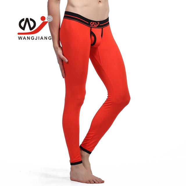 Mens Boys Thermal Long Johns Bottom Underwear Trousers Warm Legging M L XL UK