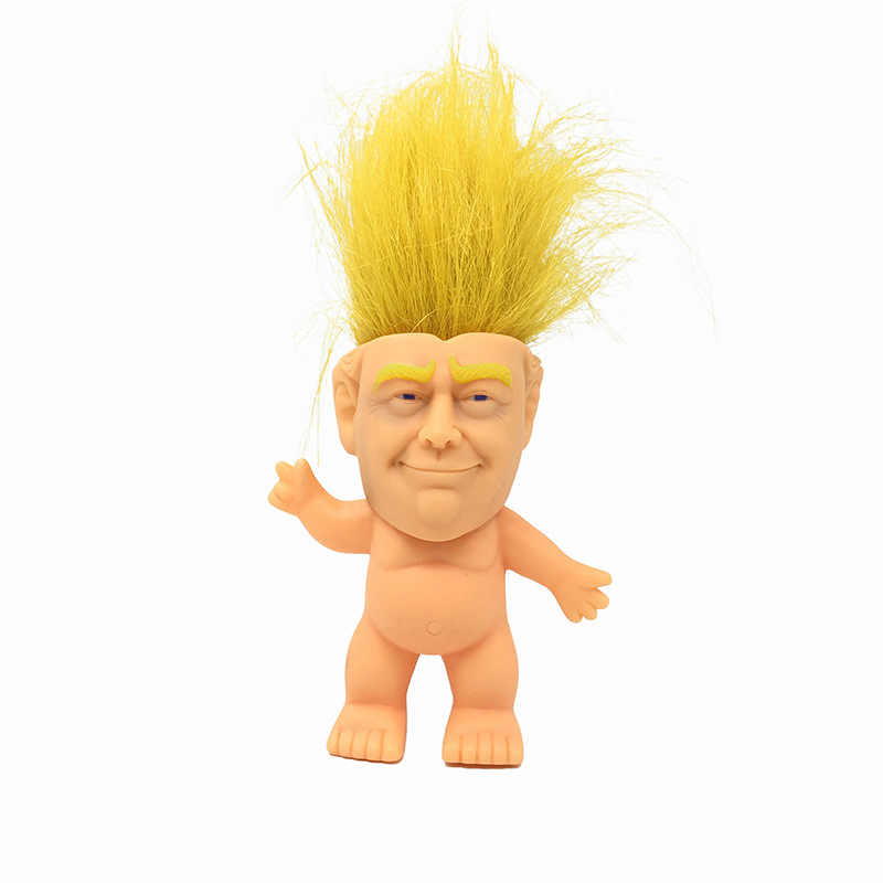 Detail Feedback Questions About Donald Trump Troll Doll Funny Trump