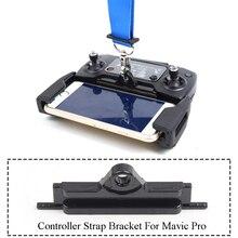 Para dji mavic pro faísca de controle remoto pendurado fivela suporte pescoço cinta gancho sling pendurado fivela cordão acessórios