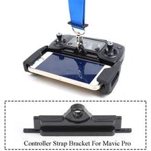 Pour DJI Mavic Pro SPARK télécommande boucle suspendue support sangle de cou crochet élingue boucle suspendue lanière support accessoires