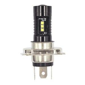 Image 2 - Light Bulbs For Cars 1x LED Fog Lights For Car H4 60W XBD LED Fog Light Bulbs High Power 6000K fog light H4 2525 12led