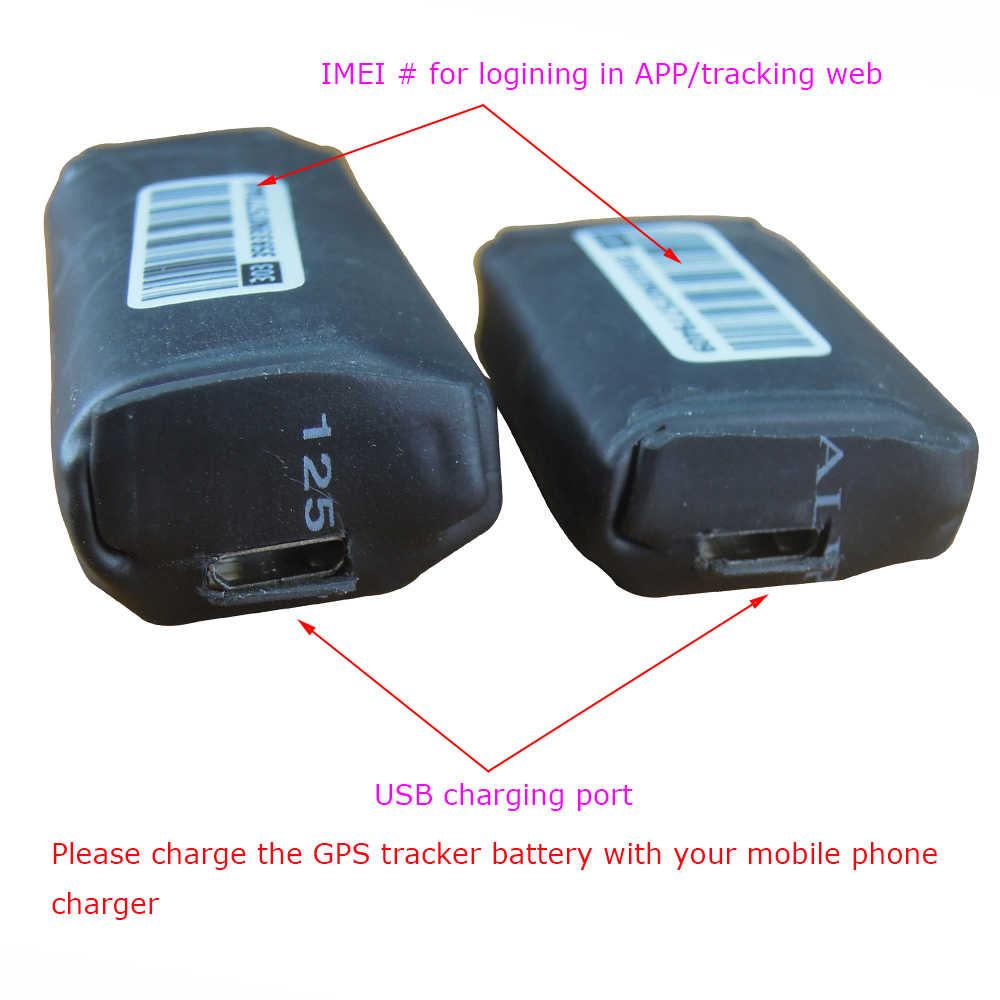 2019 дешевый gsm Micro gps-маяк D3 D7 кошелек своими руками/обувь/велосипед/сумки/багажа Анти-кражи мини gps устройства слежения