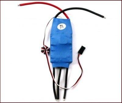 80A 22.2 V ESC Controlador de Velocidad GX 2 S-7 S lipo TREX 500