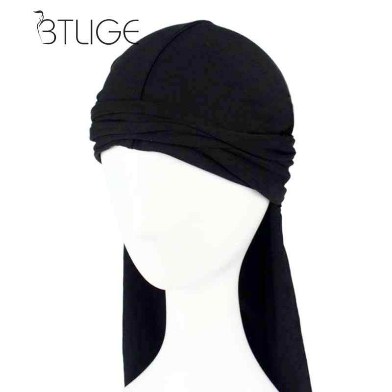 27fb83af3b6 BTLIGE Men s Durag Bandanna Sports Scarf Head Rap Tie Down Band Biker Cap  Fashion Spandex King S