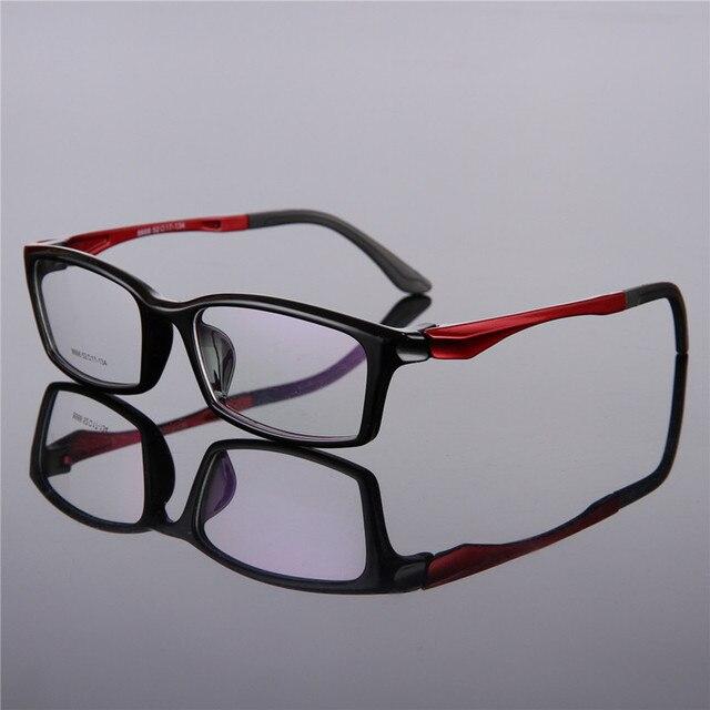 Мужской и женский близорукость TR90 очки кадр кадр очки для спорта и отдыха оптические очки кадр 8666 очки