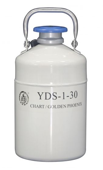 1 L Liquid Nitrogen Container Cryogenic LN2 Tank Empty Dewar with Strap fs 06 liquid nitrogen frozen separator 2 in 1 pack built in oil free pump with 10l liquid nitrogen tank 220v 300w