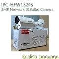 Original DAHUA 3MP IR Rede Câmara Bullet 1080 P À Prova D' Água ao ar livre câmera IP full HD POE IPC-HFW1320S, HFW1320S