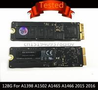 Натуральная 128 г 256 г 512 г SSD для Macbook Pro Retina A1398 a1502 MacBook Air A1466 A1465 твердотельный жесткий диск 2015 год