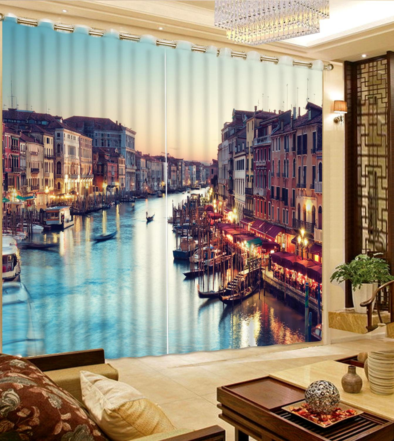 customize european curtains Ship dock curtains for living room kitchen curtains decorationcustomize european curtains Ship dock curtains for living room kitchen curtains decoration