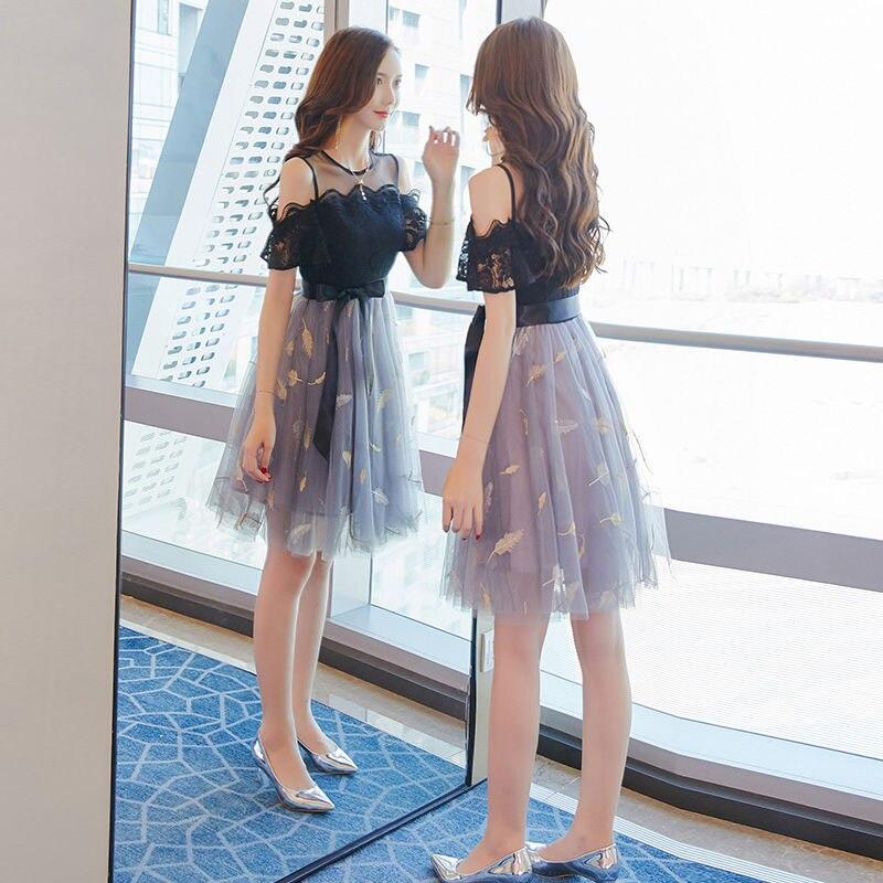 2019 Popular Women Plus Size Slim Women Dress Lace Patchwork Spring Summer Female Dresses