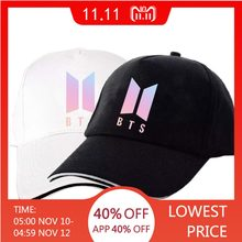 New Baseball Cap With Rings BTS Jimin Hat Bts Suga Cap BTS LIVE THE WINGS Kpop Bts Cap Iron Ring Hats Baseball Cap 100% Handmade(China)