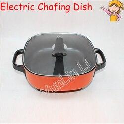 Garnek elektryczny kuchenka elektryczna przetarciu danie na czczo wielu kuchenki duża pojemność smażenia garnki MC LHN30A w Multicookery od AGD na