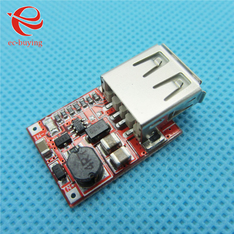 3 A 5v 1a Cargador Usb Para Mp3 Mp4 teléfono Convertidor Dc-dc Step Up Boost módulo