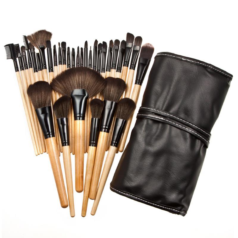 32 шт., набор долговечных кистей для макияжа