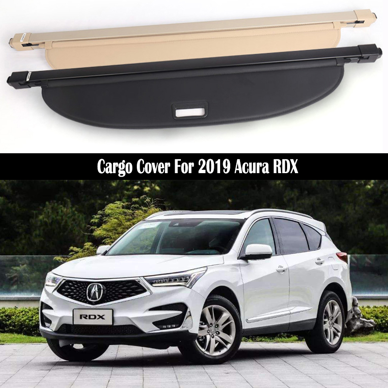 Rear Cargo Cover For Acura RDX 2018 2019 Privacy Trunk