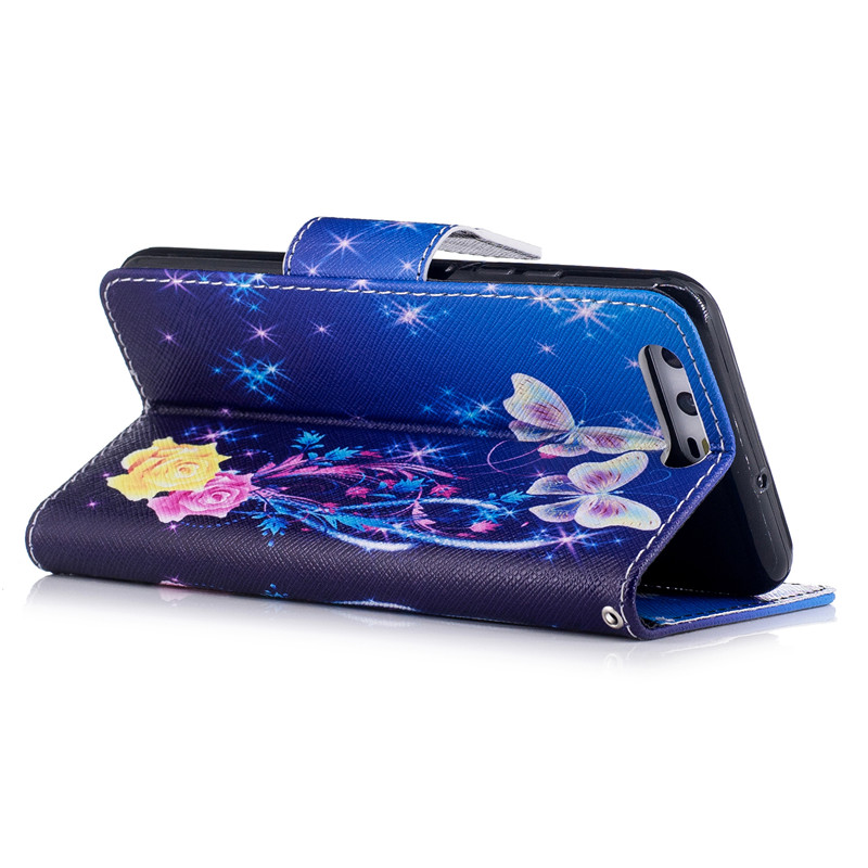 COATONCLE Για θήκη Huawei P10 Lite Flip PU δερμάτινο - Ανταλλακτικά και αξεσουάρ κινητών τηλεφώνων - Φωτογραφία 5