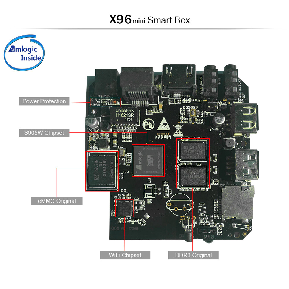 X96mini_PCBA