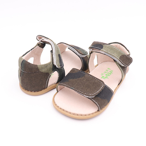 Image 5 - TipsieToes 2020 Summer Kids Shoes Brand Closed Toe Toddler Boys Sandals Barefoot Shoes Kids Sandals