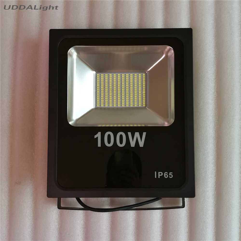 12v flood light 100w foco led exterior waterproof ip65