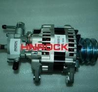 PARA ISUZU ALTERNADOR DO MOTOR 4HF1 24 V 60A  OEM: LR260 512 LR260 508 8973003500 LR260512 LR260508|alternator|alternator 24v|alternator isuzu -