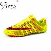 Incêndios masculino sapatos de futebol interior relvado plus size 45 esportes sneakersl futebol sapatos tênis chaussure de pé botas de futebol
