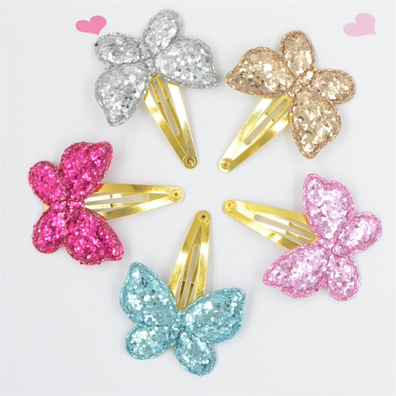 31 Style Baby Tie Bow Love Heart BB Hairpins Children Accessories Girls Mickey butterfly Princess Star Cute Barrette Hair Clip baby cute style children accessories hairpins rabbit fur ear kids girls barrette lovely hair clip